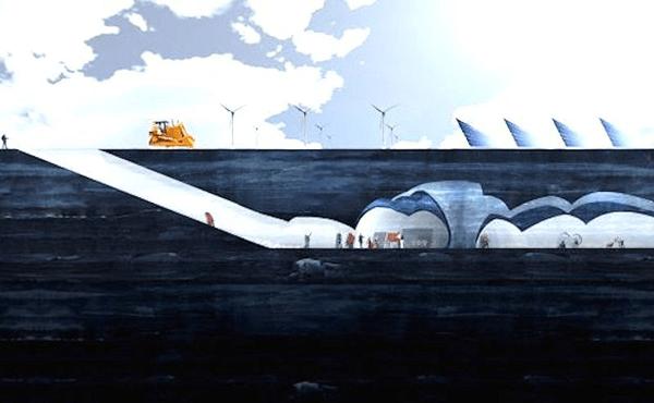 Iceberg Living Station (Denmark)