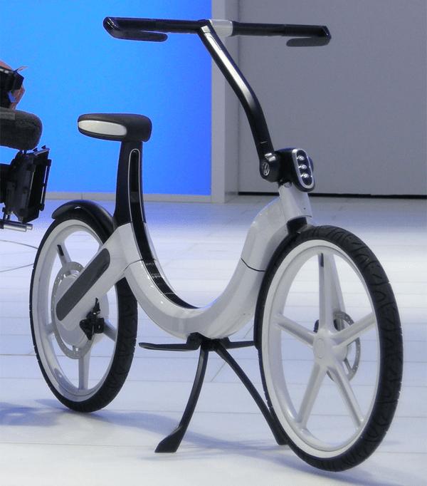 volkswagen introduces its first ever electric bike. Black Bedroom Furniture Sets. Home Design Ideas