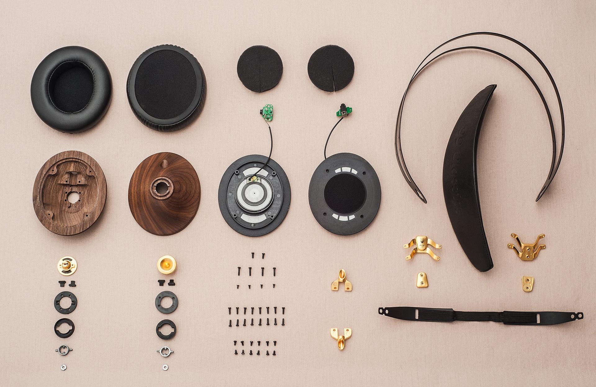 Meze Headphones creates the ultimate crafted wood premium