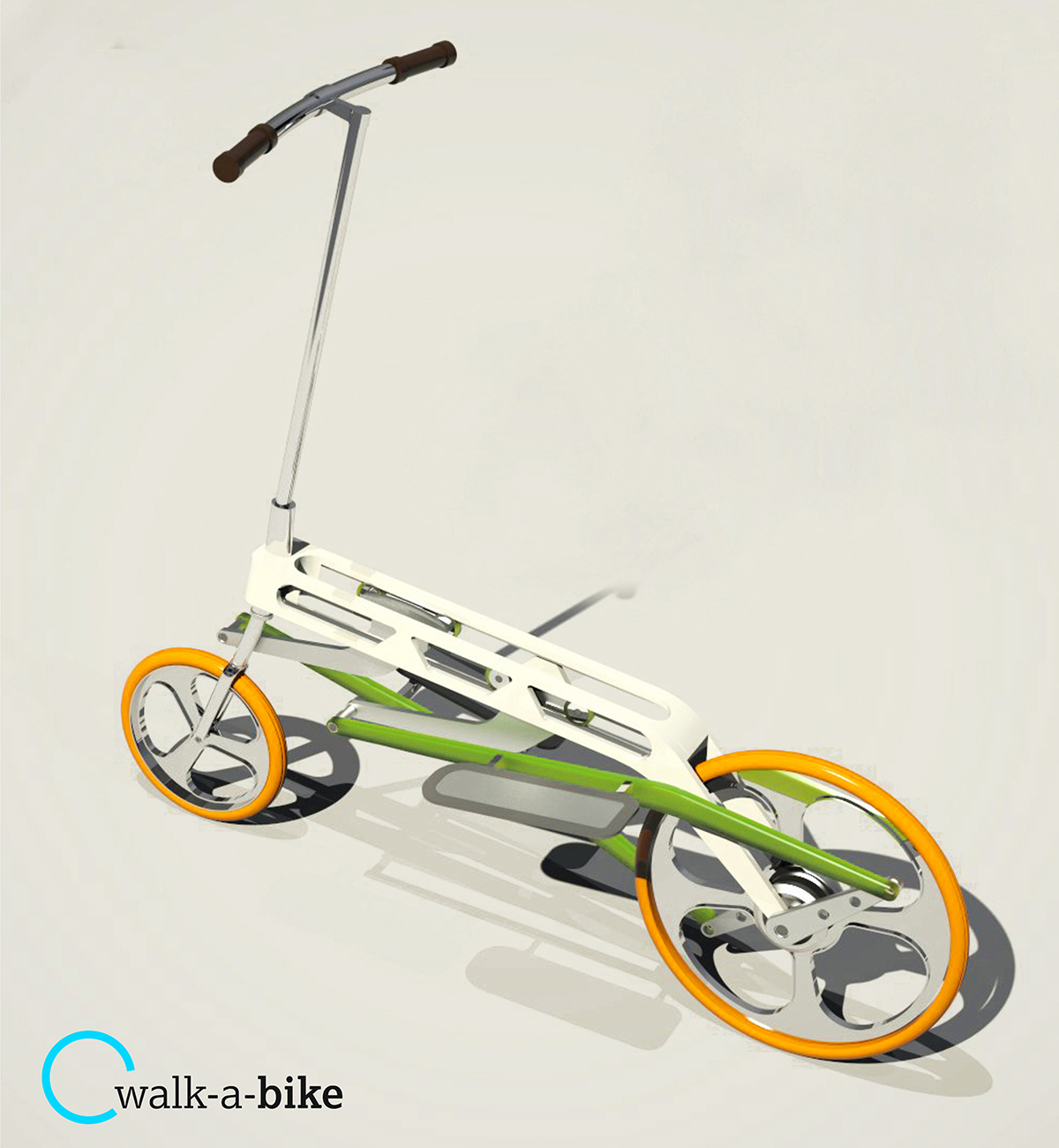 A radical new bicycle for the urban commuter - 02