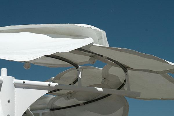 Canopy Detail 3 Image John Thomson