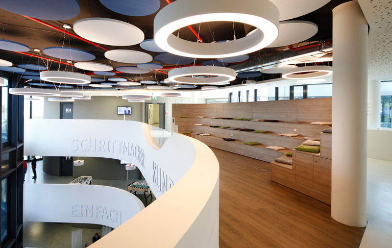 Easy Credit Headquarter in Germany by Evolution Design - 11