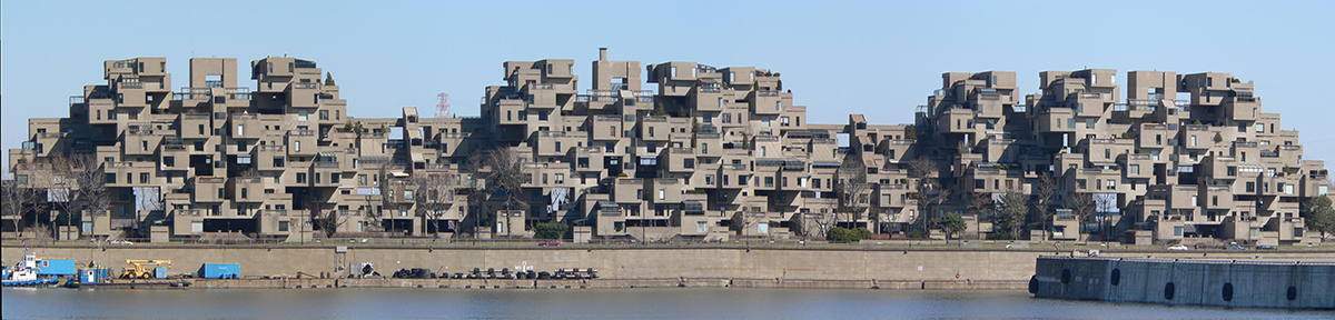 Habitat 67 - Brutalist Architecture in Montreal by Moshe Safdie - 07