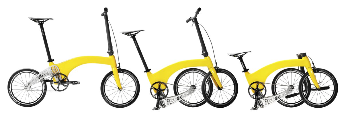 Hummingbird Bike - World's lightest urban bike - 02