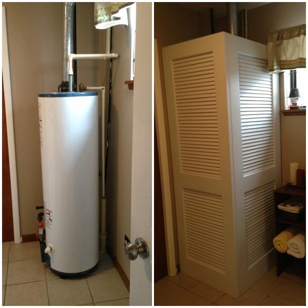 家里的热水器有最好的地方放置