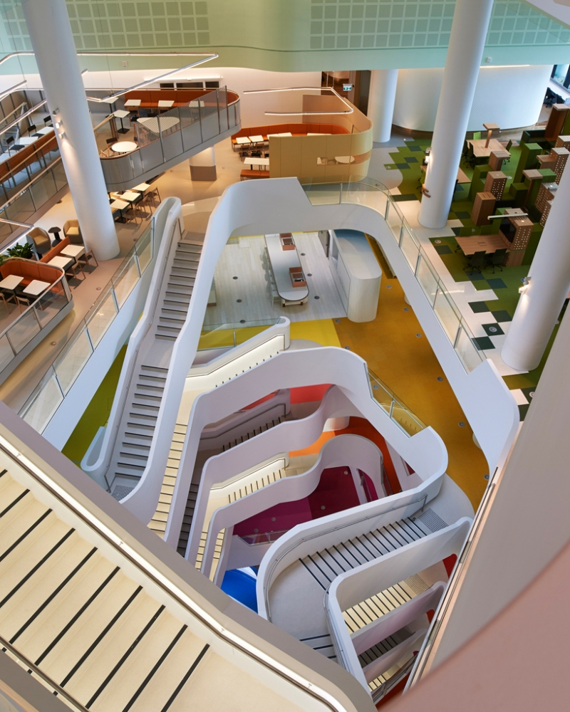 Medibank Workplace in Australia by Hassell - 03