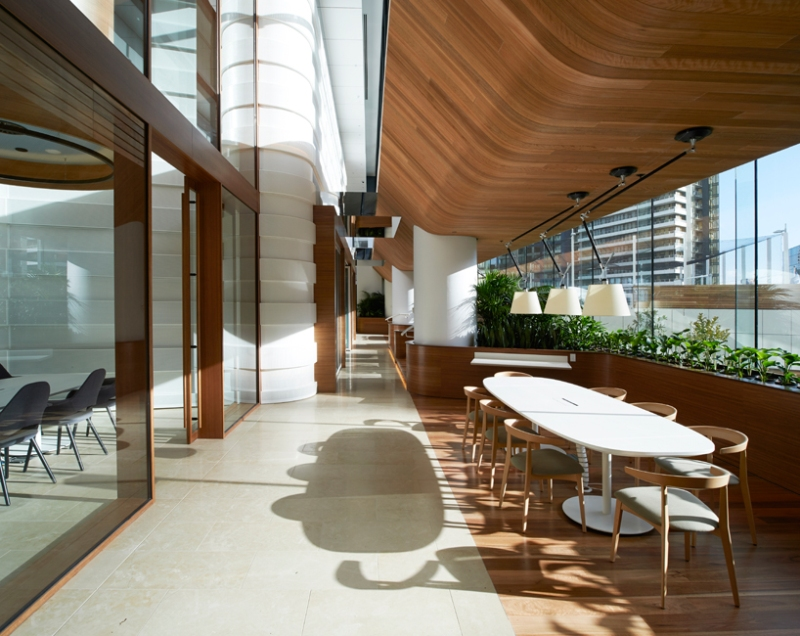 Medibank Workplace in Australia by Hassell - 09
