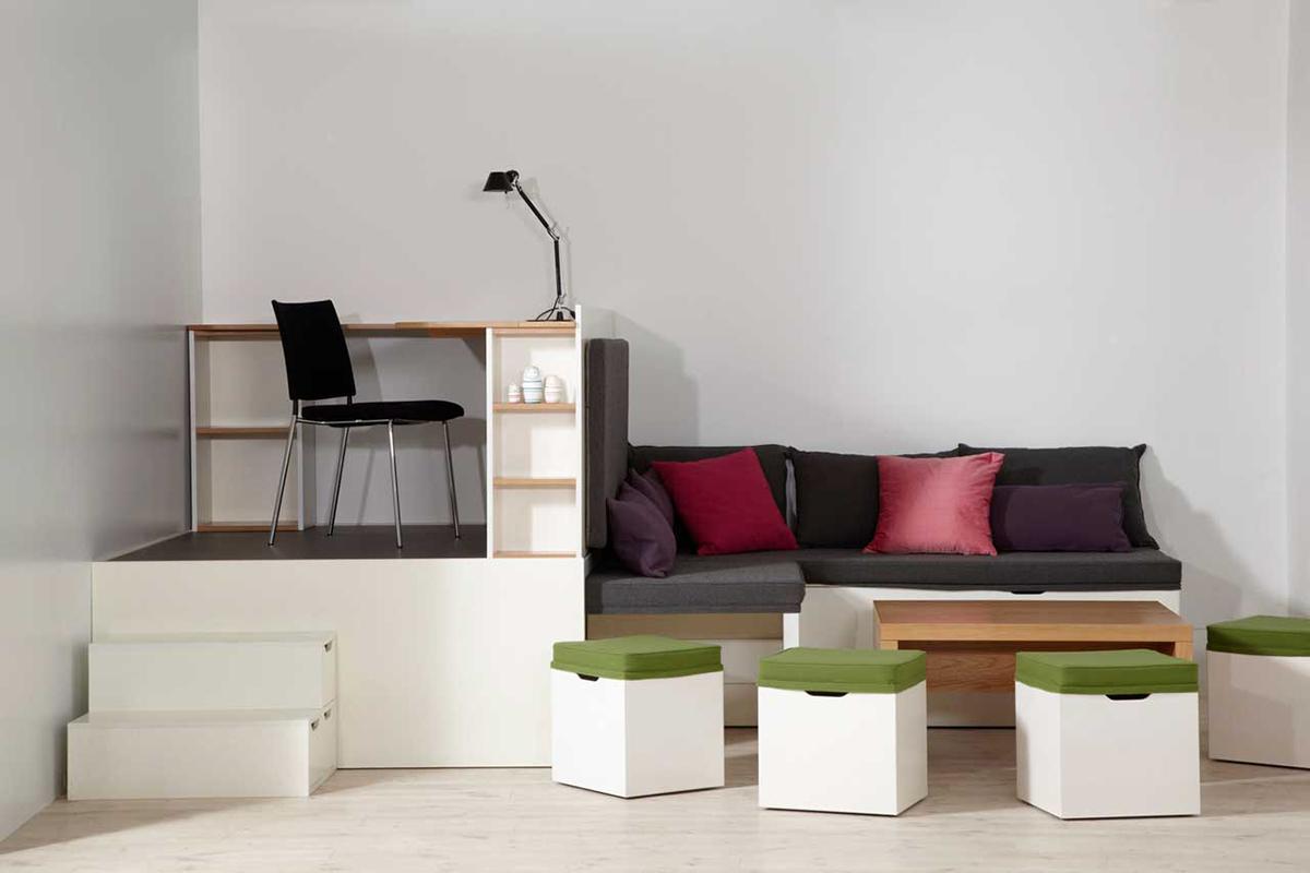 Modular furniture by Matroshka Furniture - 03