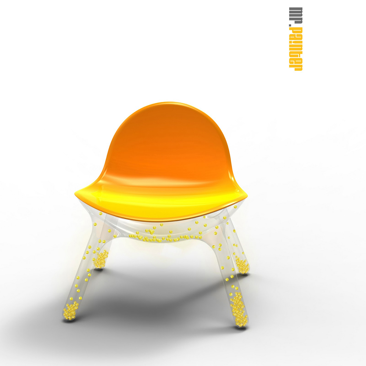Mr Chair by designer Paul Sandip - 03