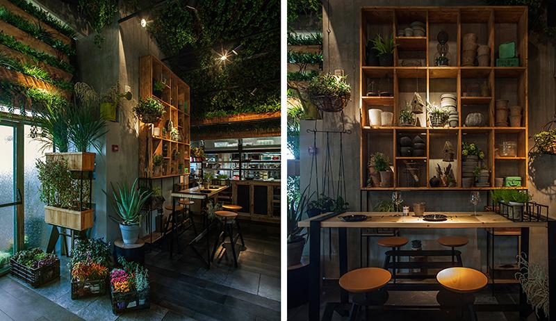 Segev Kitchen Garden Restaurant in Israel by Studio Yaron Tal - 07