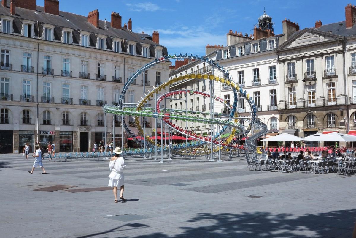 Stellar Aerial Sculpture by Baptiste Debombourg - 11