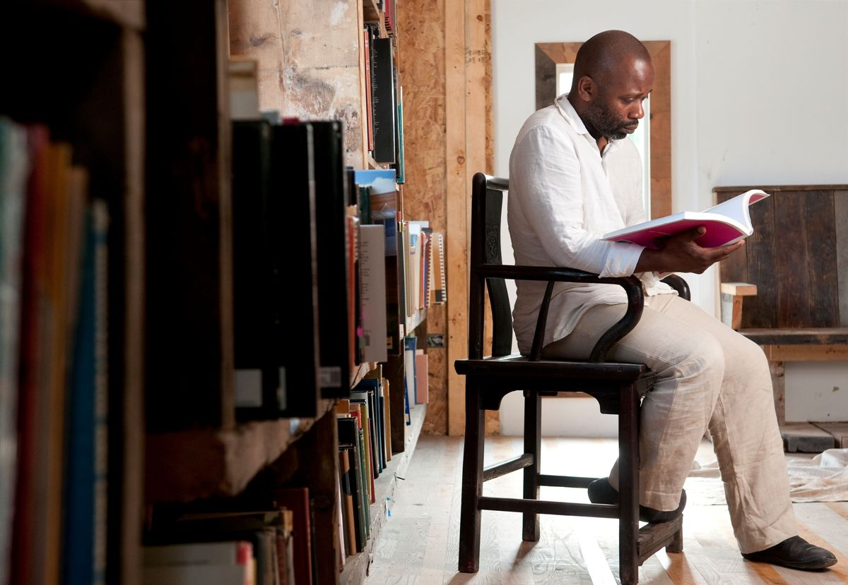 Theaster Gates Inside the Dorchester Project