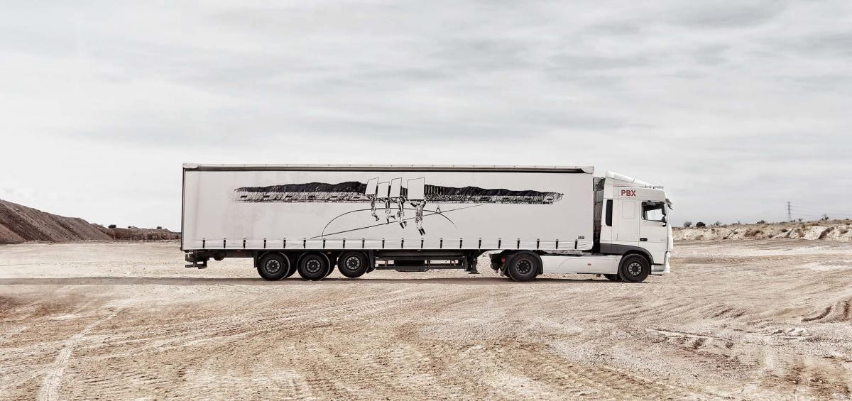 Truck art project - 01