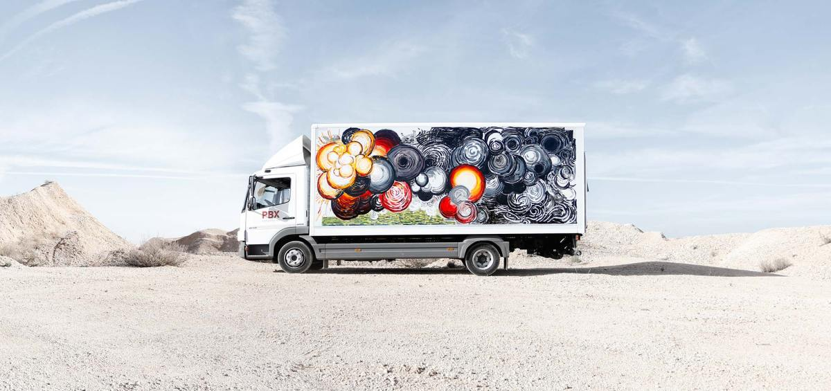 Truck art project - 07