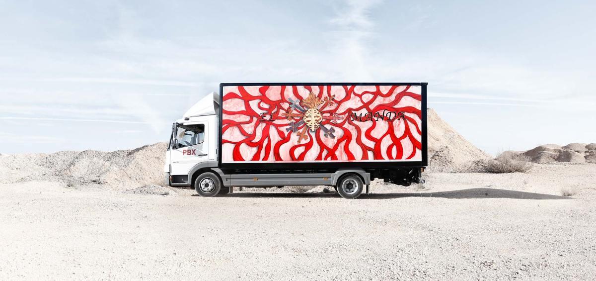 Truck art project - 10