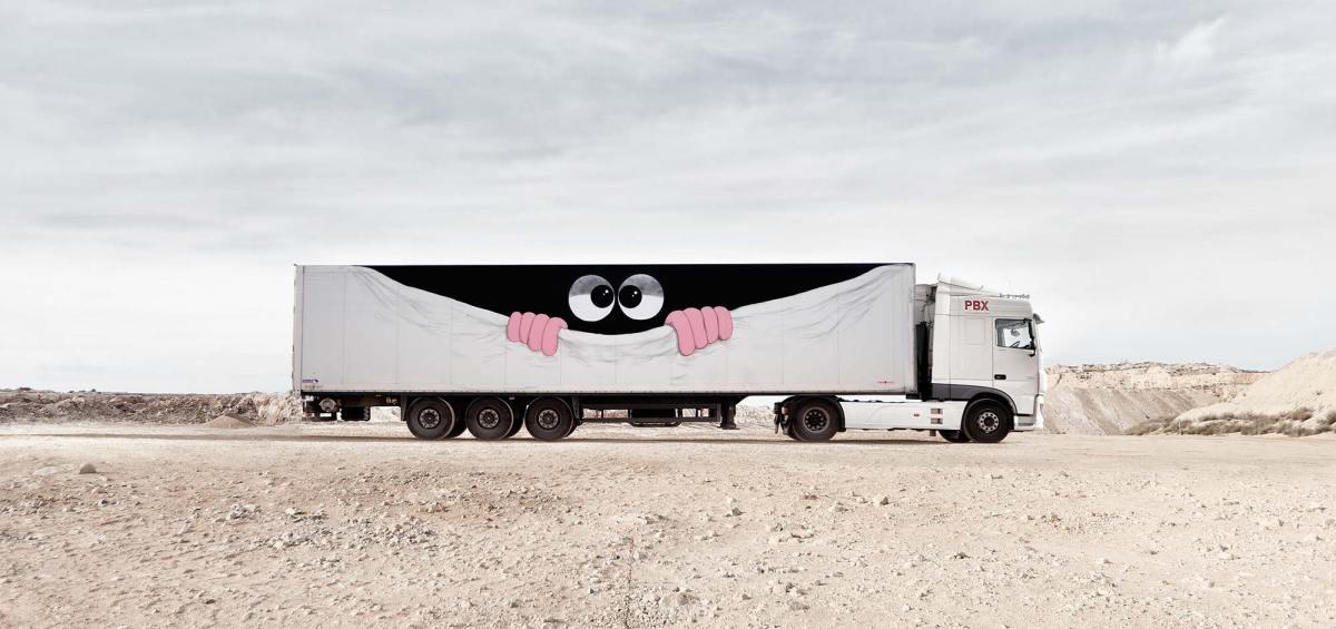 Truck art project - 12