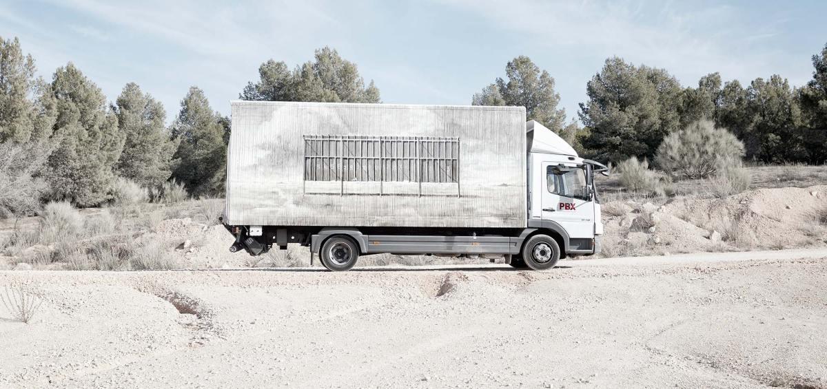Truck art project - 13