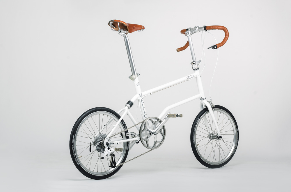 Vello Bike by Designer Valentin Vodev - 03