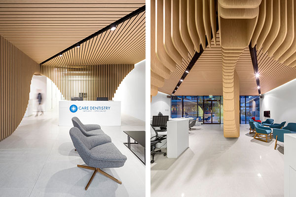 Lisbon Architects Design A State Of The Art Dental Clinic In Sydney