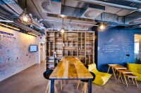 Studio Beam lights up the new Facebook offices in Tel-Aviv ...