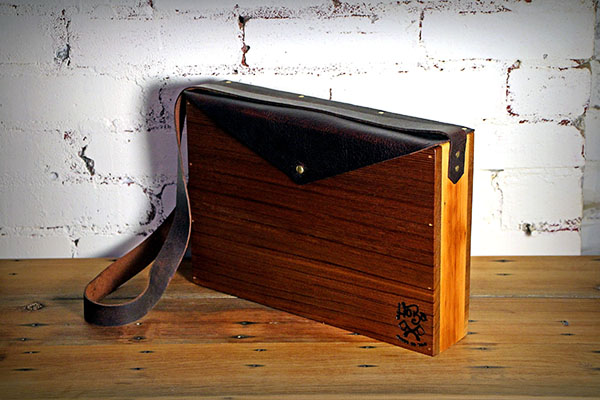 wooden-bag-by-hobo-woodworks-Essentials iMac Case