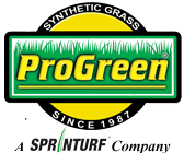 ProGreen Synthetic Grass for Lawns, Dogs, Putting Greens, and More