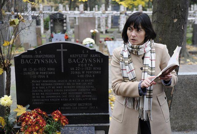 75 Lat Temu Zginął Krzysztof Kamil Baczyński Brylant