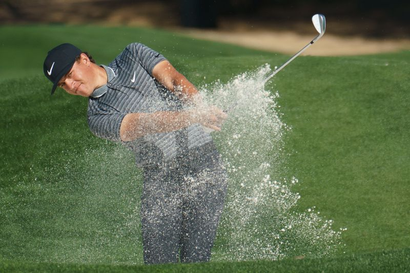FILE PHOTO: PGA: Waste Management Phoenix Open - First Round