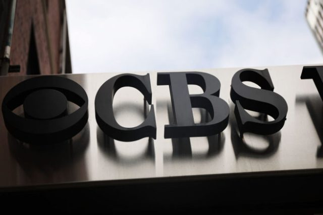 """NEW YORK, NY - SEPTEMBER 13: The CBS Broadcast Center stands in Manhattan on September 13, 2018 in New York City. The popular television network has been under scrutiny since allegations of sexual misconduct forced out Jeff Fager, the longtime executive producer of """"60 Minutes"""", and chairman and chief executive of CBS Les Moonves. (Photo by Spencer Platt/Getty Images)"""