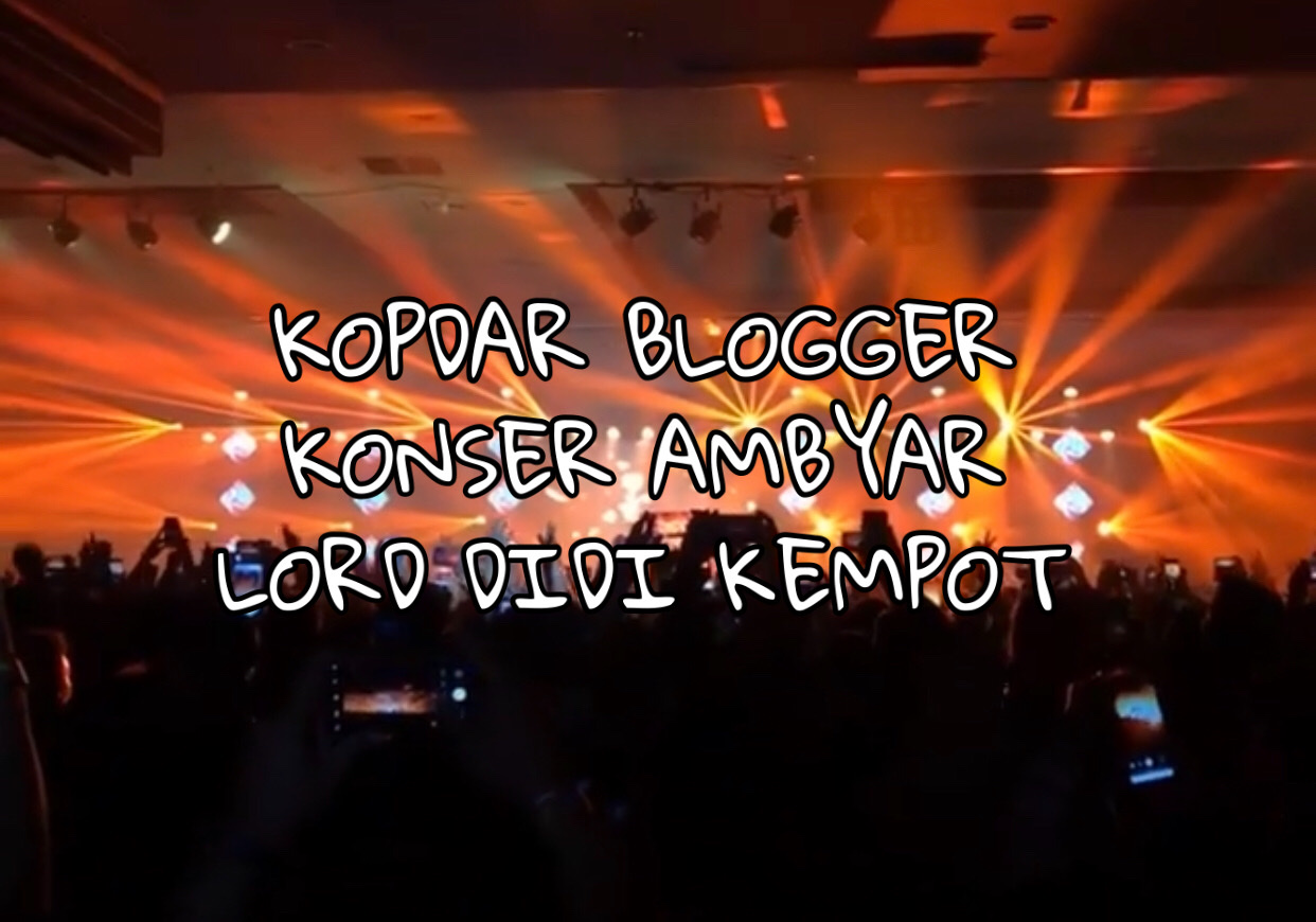 Kopdar Blogger Biar Tidak Ambyar Sang Vectoria Jenaka