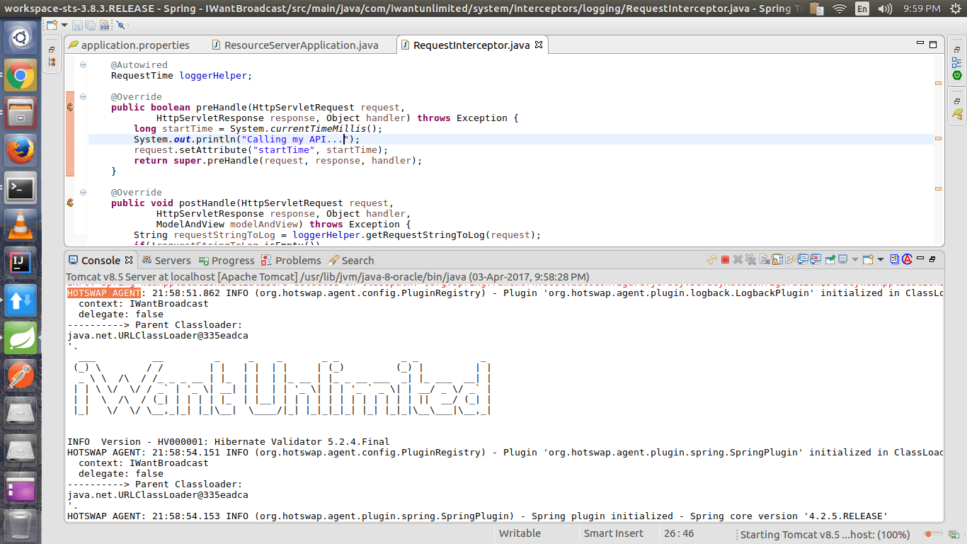 Hot Swapping Java Code On Runtime