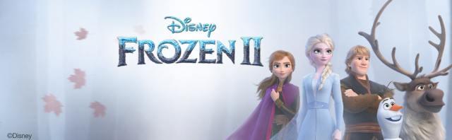 Risultati immagini per frozen 2 banner