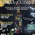 Corks & Cuisine Wine and Food Tasting