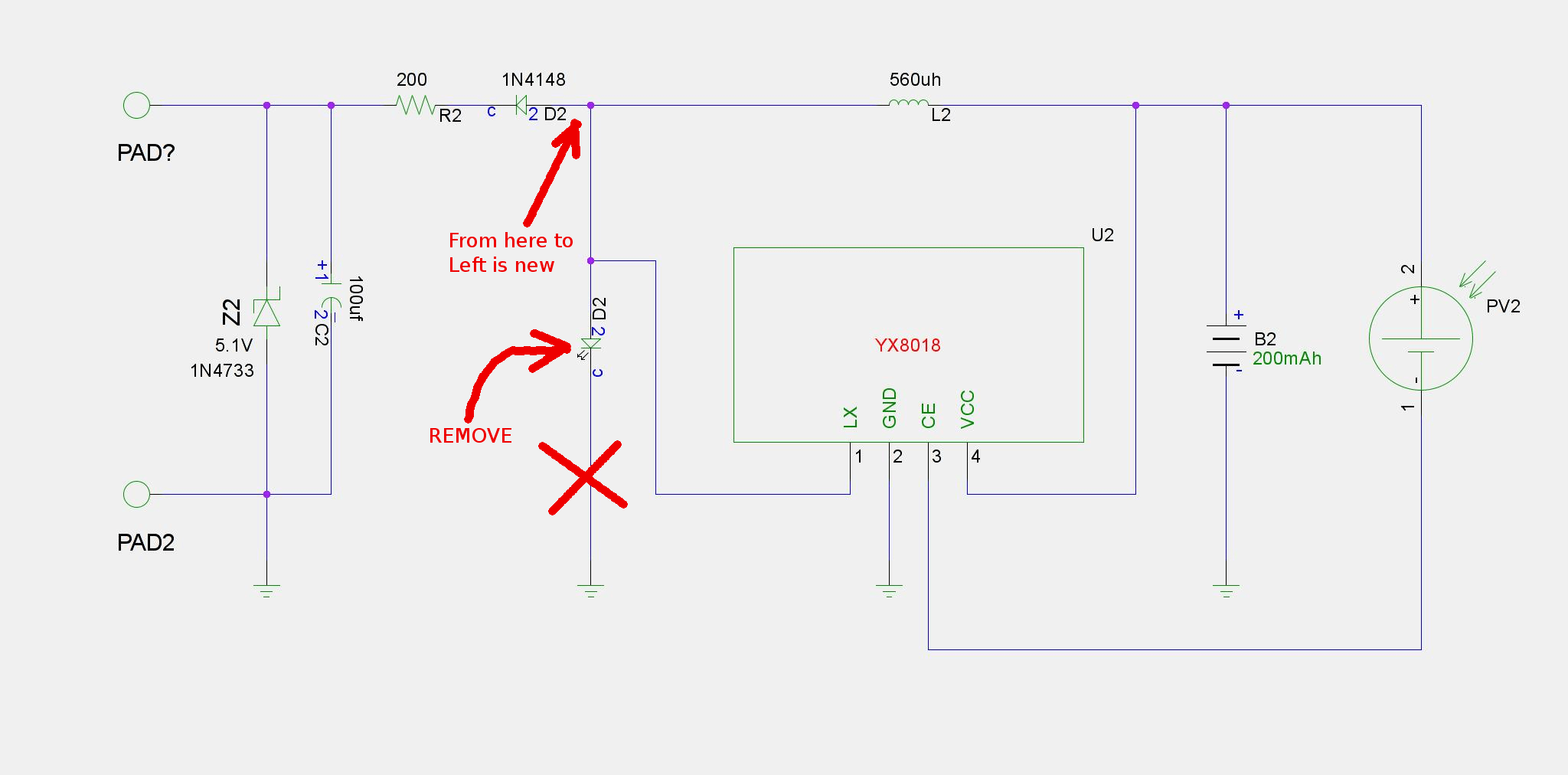 potentiometer circuit schematic