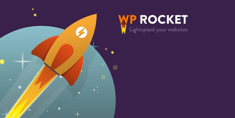 WP Rocket – Caching Plugin for WordPress