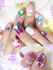 sailor moon nails tokyo otaku
