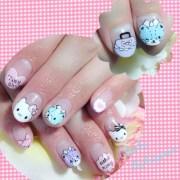 kitty nails tokyo otaku