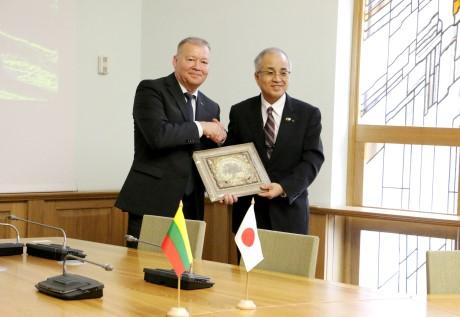 Alytus stiprina ryšius su Japonija: siekiama bendradarbiauti su Hiratsuka miestu 49