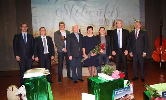Punioje apdovanoti geriausi Alytaus rajono ūkininkai ir pagerbti senjorai