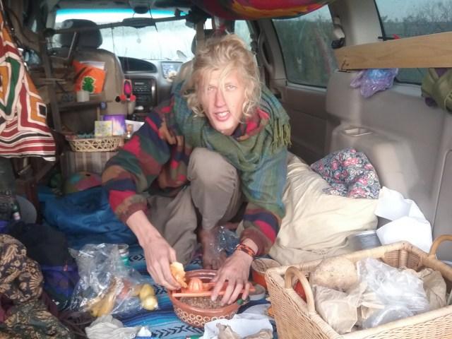 Dzūkiškos šnektos šikavonę atradusio dzūko širdis traukia gimtinėn 26