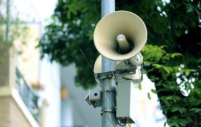 Penktadienį kauks sirenos – bus tikrinama perspėjimo sistema