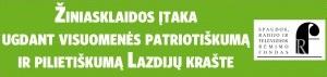Žiniasklaidos įtaka ugdant visuomenės patriotiškumą ir pilietiškumą Lazdijų krašte