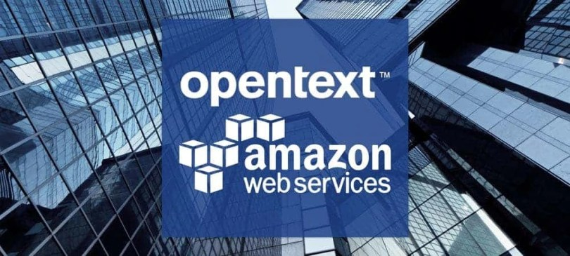 OpenText Amazon WS