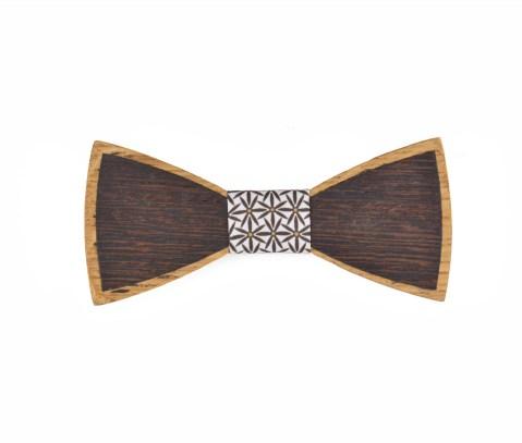 Doublewood Ξύλινο Παπιγιόν