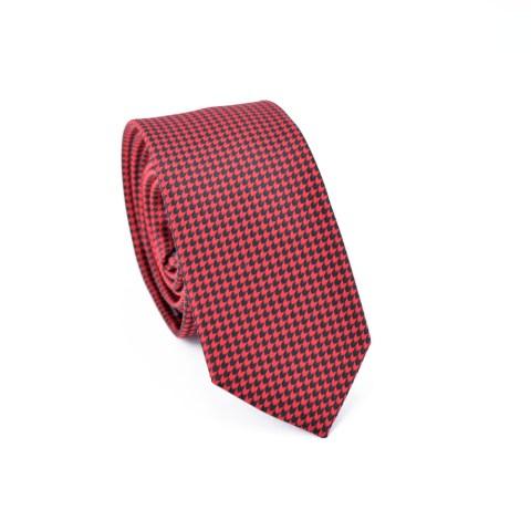 Γραβάτα Red and Black