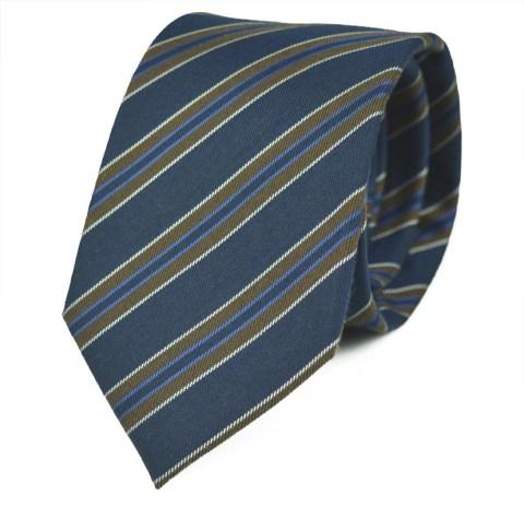 Γραβάτα Makis Tselios από μαλλί και μετάξι -Αcron