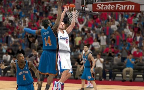NBA 2K12 Features