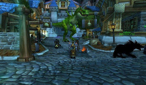 World of WarCraft: Mists of Panaria beta