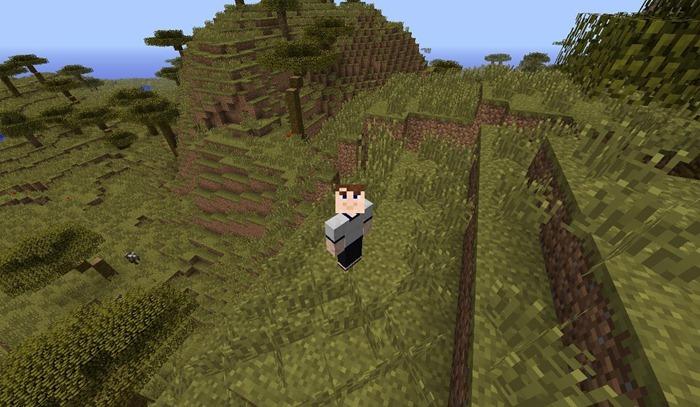 Minecraft 1.7 Snapshot