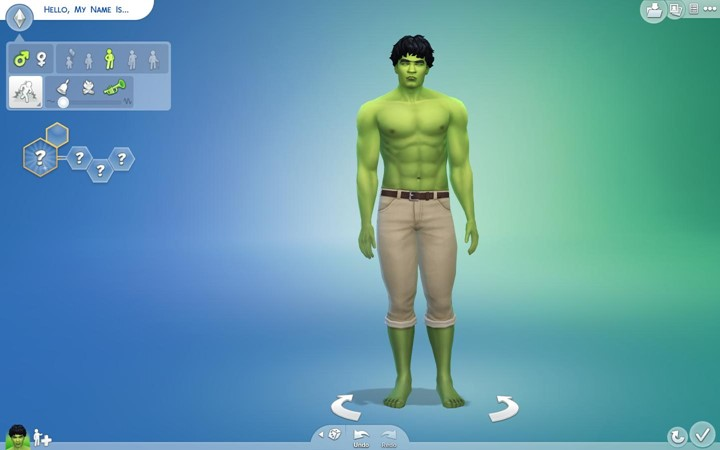 The Sims 4 Create a Sim